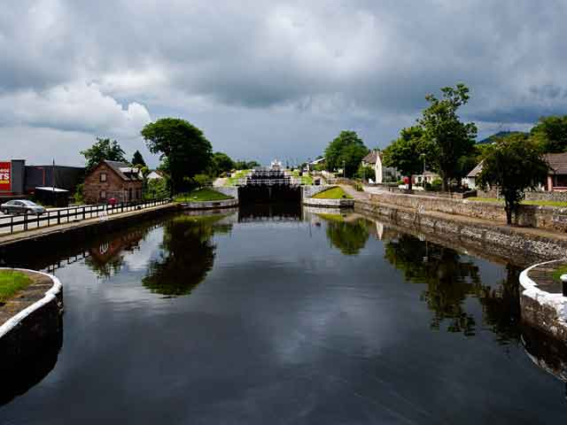 The Muirton Locks